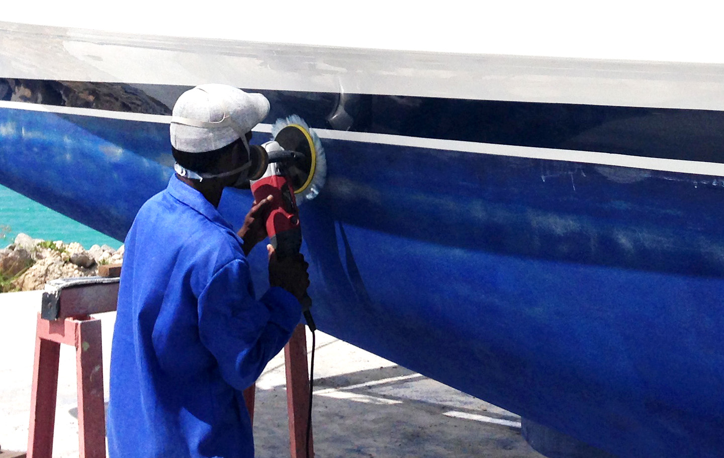 Our Marine Services in Seychelles