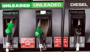 Unleaded Petrol Now Available
