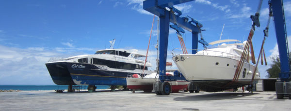 TSN lifts Motor Yacht Sea Stream