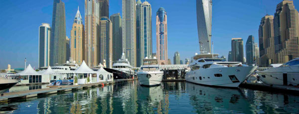 TSN Attends Dubai Boatshow 2017