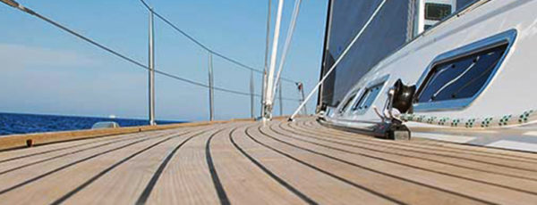 Vessel Care: Teak Decking & Trimmings
